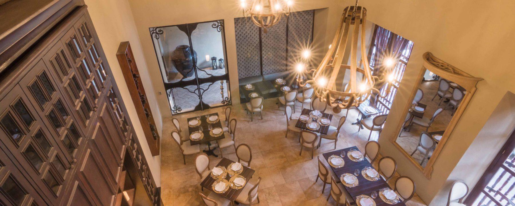 Restaurante El Gobernador mezzanine2